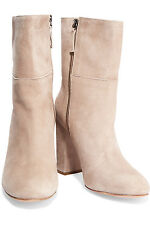 IRIS AND INK Suede ankle boots