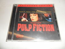 CD  Pulp Fiction (Collector's Edition) | Soundtrack