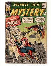 JOURNEY INTO MYSTERY #95 (EARLY THOR!!!)