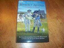 BENEDICT ARNOLD IN THE COMPANY OF HEROES Revolutionary War Revolution Book NEW