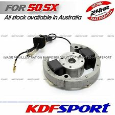KDF ENGINE STATOR ROTAR FOR KTM 50SX JUNIOR 50CCJR SR MINI ADVENTURE PARTS 50