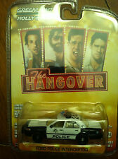 Greenlight  HOLLYWOOD The Hangover  Ford Police Interceptor