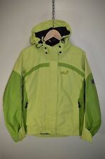 JACK WOLFSKIN WALKING  OUTDOOR JACKET COAT TEXAPORE BREATHABLE MEMBRANE UK 12