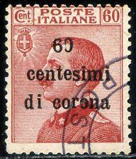 Occupazioni Trento e Trieste 1919 n. 10 - usato - varietà (m1847)