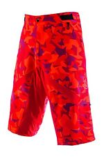 PANTALONI SHORT ENDURO MTB DOWNHILL DH ONEAL Slickrock Short CAMOUFLAGE RED