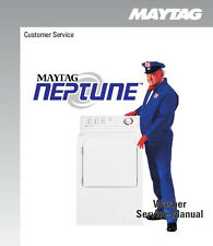 Maytag Neptune Washer Service & Repair Manual