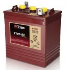 BATTERY TROJAN 6V T105-RE- 225AH FOR RENEWABLE ENERGY AND BACK UP POWER  EACH