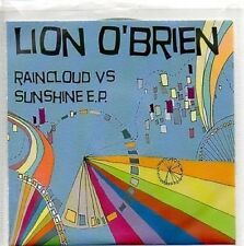 (AA530) Lion O'Brien, Raincloud vs. Sunshine EP - DJ CD