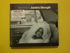 Tori Amos Jackie's Strength 3 Track Single New Sealed CD