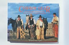 "FINE HARD COVER BOOK ""COWBOY GEAR"" BY DAVID STOECKLEIN"