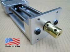 "Z Axis 4.75"" ++ Fast-Travel ++ ANTI-BACKLASH ++ Linear Slide CNC Plasma Actuator"