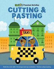 Flash Kids Preschool Activity Bks.: Cutting and Pasting by Steve Mack and...