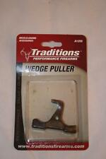 BlackPowderMuzzleloading Traditions Wedge Pin Puller and Nipple Wrench  A1255