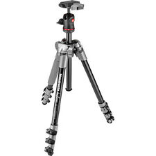 Manfrotto MKBFRA4D-BH Befree Aluminum Gray Tripod with Ball Head, EU Seller! NEW