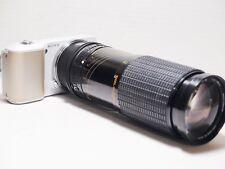 35-200 = objectif 50-300mm pour Sony NEX 5N NEX 6 NEX 3 NEX 3 NEX 3N NEX3F vg30 VG20