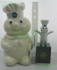 Pillsbury Doughboy Poppin' Fresh Bank & Cookie Jar which could be used as a bank