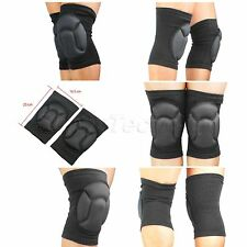 Sports Knee Cap Pad Protector Brace Support Guards Sports Padded for Football