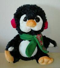Pinguino pepsi cola 20 cm pupazzo originale raro gadget pubblicitario plush soft