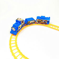 1 Set Baby Electric Anime Machines Railway Trains Creative Toys Christmas Gifts