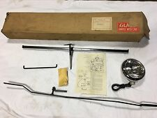 Swinging Eye Light 1949 Ford Grille Headlight Kit Vintage Accessory NOS