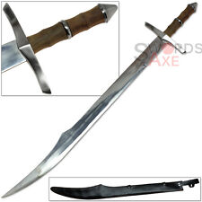 Assassins Scimitar Ottoman Empire & Arabic Sword Ultra Sharp Steel Saber