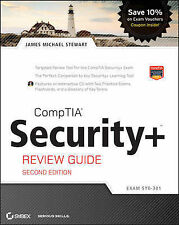 CompTIA Security+ Review Guide: (Exam SY0-301) Includes CD by James M....