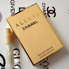 Chanel Allure Eau De Perfume - 2ml Sample Vial Fragrance