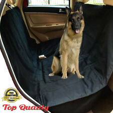 Pet Car SUV Van Back Rear Bench Seat Mat Cover Waterproof Hammock for Dog Cat