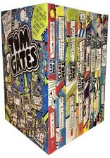 Tom Gate 8 Books Collection Pack Set Liz Pichon Genius Ideas Excellent Excuses