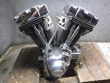 02 Harley Ultra FLHT Twin Cam A 88ci Engine Motor 37A