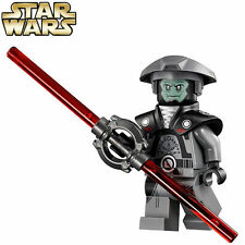 Imperial Inquisitor Fifth Brother Lightsaber Star Wars Rogue One Lego Minifigure