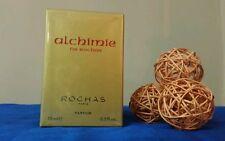 ALCHIMIE de Rochas pure parfum 15ml , rare