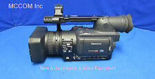 Panasonic AG-HVX200 3-CCD P2/DVCPRO HD Camcorder w/ 9 Hours