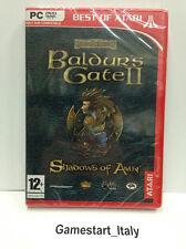 BALDUR'S GATE 2 II SHADOWS OF AMN (PC) VIDEOGIOCO NUOVO SIGILLATO NEW GAME