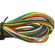 16/0.2mm Single Core Hook Up Wire Coloured 22M Pack