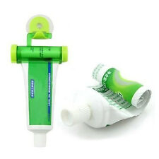 Bathroom Home Tube Rolling Holder Squeezer Cartoon Toothpaste Dispenser  HOTj