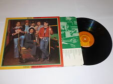 MEAL TICKET - Three Times A Day - 1977 UK 10-track LP