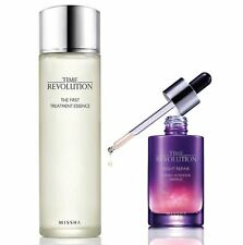 Missha Time Revolution the First Treatment Essence 150ml + Night Repair Serum 1.