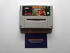 Donkey Kong Country - Nintendo SNES PAL Game (Cartridge Only)