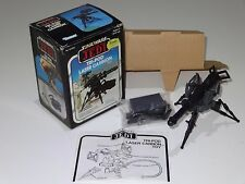 Vintage KENNER sealed Star Wars ROTJ TRI POD LASER CANNON 1983
