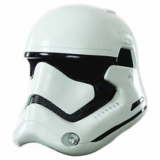 STAR WARS FORCE AWAKENS FIRST ORDER STORMTROOPER HELMET EXCLUSIVE DELUXE EDITION