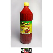 Mexican Hot Sauce Chilerito Chamoy (Mejor Chamoy de Mexico) 1L bottle