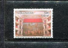 Colombia C856, MNH, Contain of Colon Theatre 1992. x23566