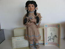 Georgetown Collection American Diary Dolls  Many Stars American Indian Girl NIB