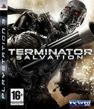 Terminator Salvation ~ Ps3 (en Perfectas Condiciones)