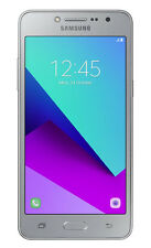 Samsung Galaxy J2 PRIME DUOS 8GB Unlocked GSM 4G LTE QuadCore Smartphone-Silver