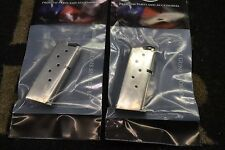 Pair Of Kimber Micro 9 6 Round 9mm Luger Magazines Free Shipping!
