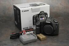 :Canon EOS 5D 12.8 MP Digital SLR Camera Body Only Boxed