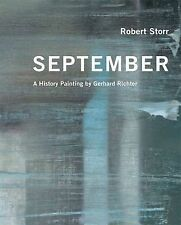 September: A History Painting by Gerhard Richter, Robert Storr, Acceptable, Pape