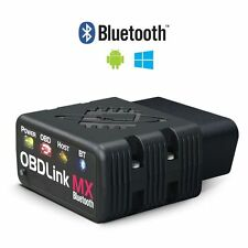 OBDLink MX Bluetooth Scan Tool  FOR PC ANDROID PHONE FREE SOFTWARE & OBDLINK APP
